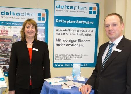 Jendrik Schhneider (Geschäftsführer) und Jacqueline Schneider (Prokurist)