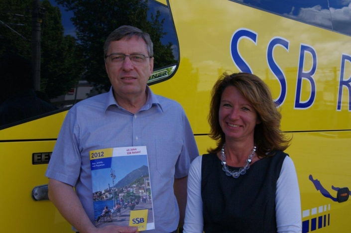 SSB Reisen Stuttgart